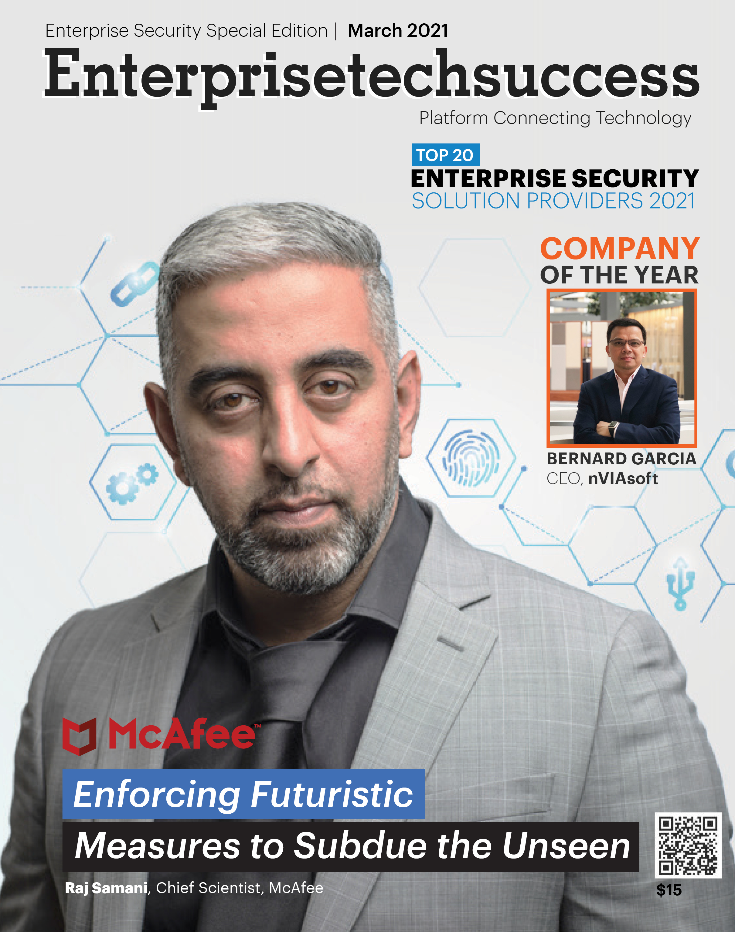 Top 20 Enterprise Security Solution Providers 2021