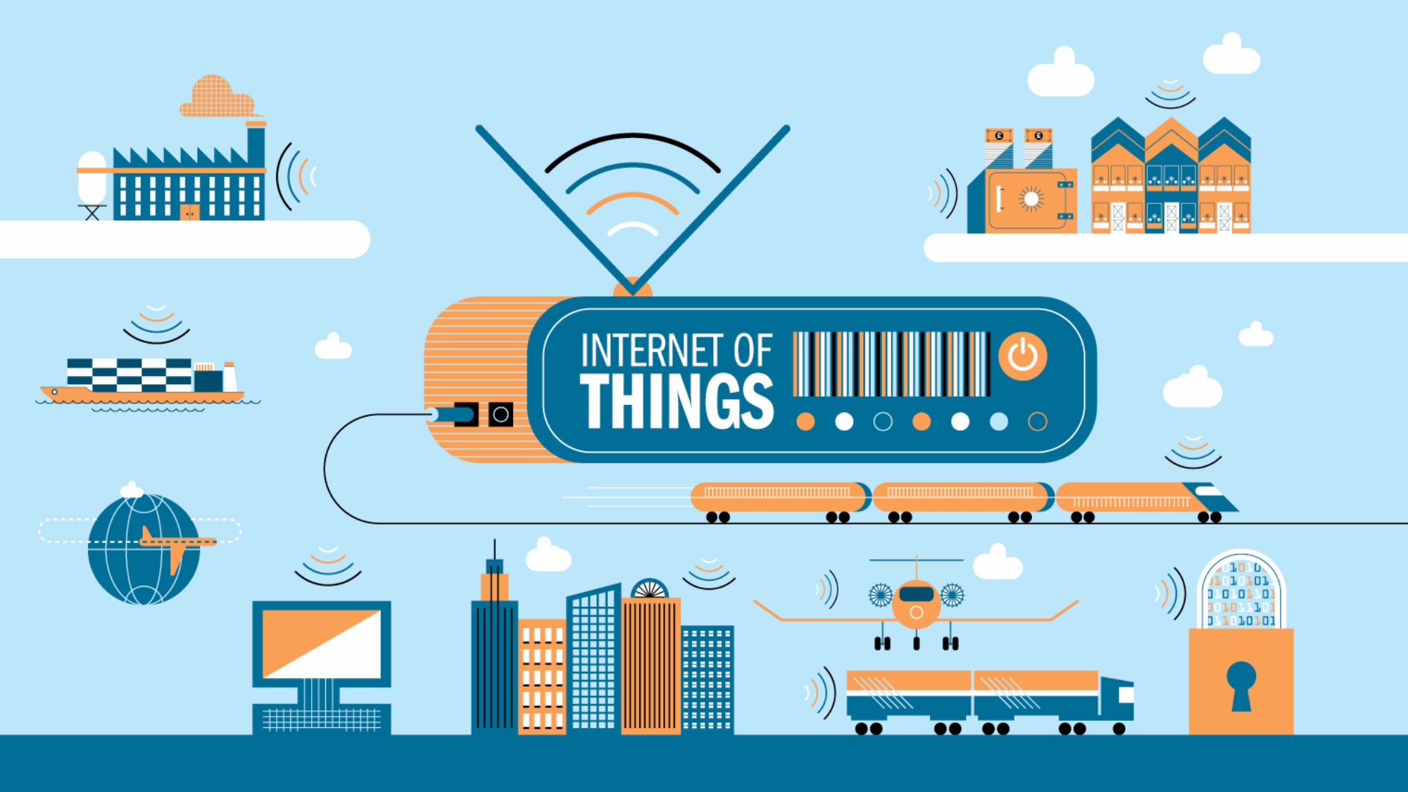 ERP and the Rise of IoT